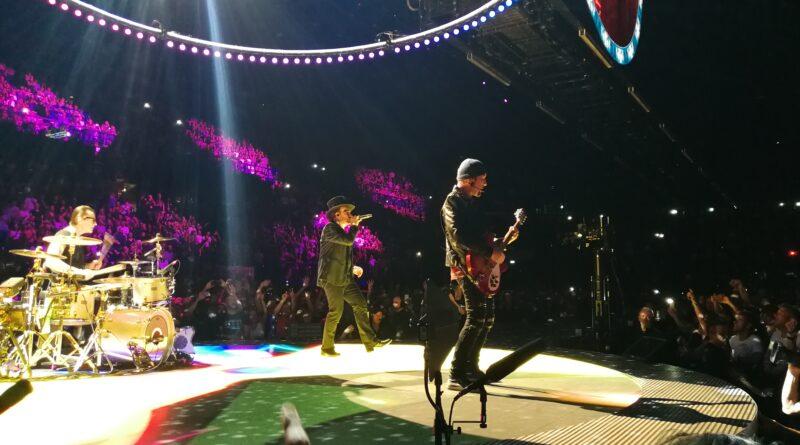 U2 Live Milano