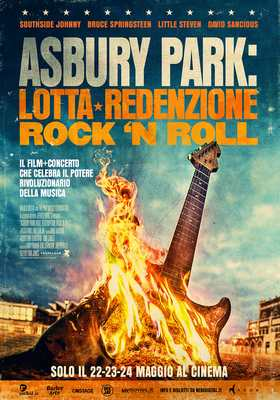 BRUCE SPRINGSTEEN - FILM ASURY PARK