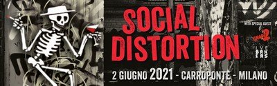 social distortion 2021