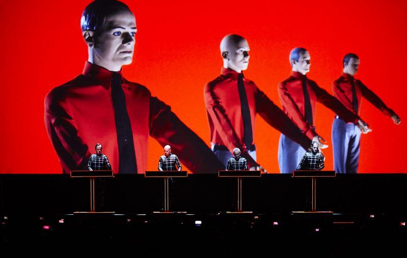 Kraftwerk 3d tour