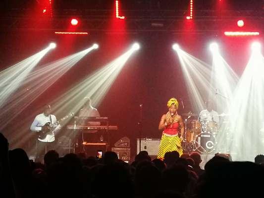 FATOUMATA DIAWARA Live Milano