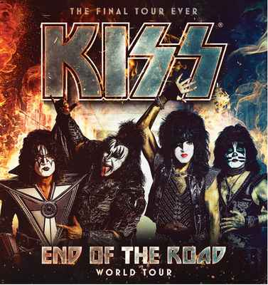 Kiss Arena 2020 estate