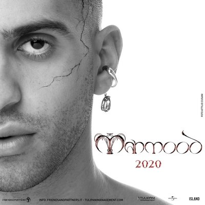 Mahmood tour Europeo