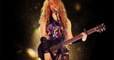 Shakira - Cover Cd Live