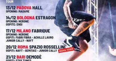 Clementino tour 2019
