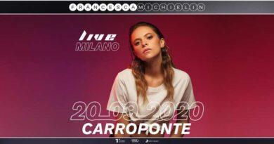 FRancesca Michielin Live Milano 2020