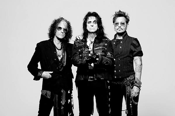 Hollywood Vampires 2020