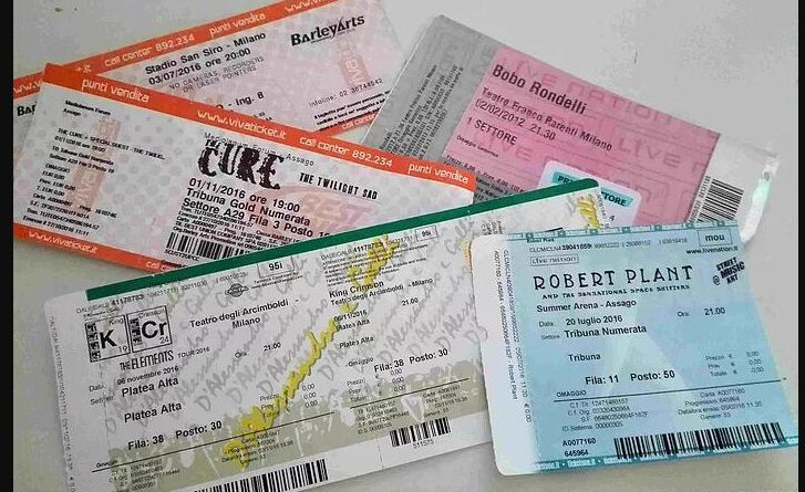 Secondary Ticketing