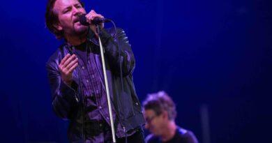 Pearl Jam Milano 2018