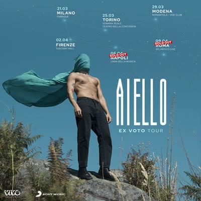Aiello sold Out roma