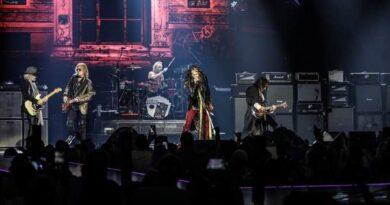 Aerosmith Live in italia