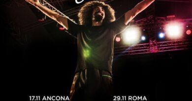 Caprezza Live 2017/18