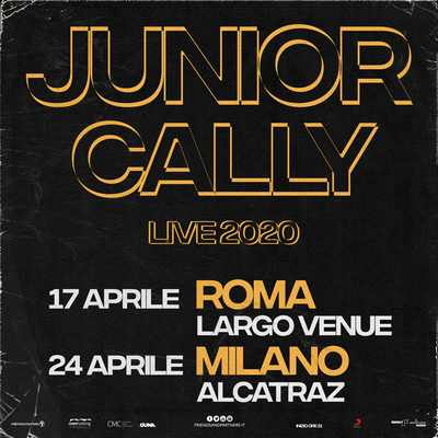 Junior dally Lice roma e Milano