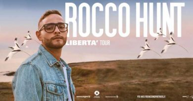 Rocco Hunt manifesto tour