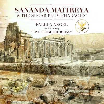 Sananda Maitreya Cd Live cover