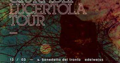 eTTORE gIURADEI lucertola tour 2020