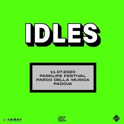 Idles Live 2020
