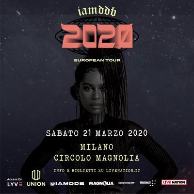 IAMDDB Live in Italia