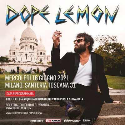 Dope Lemon 2021