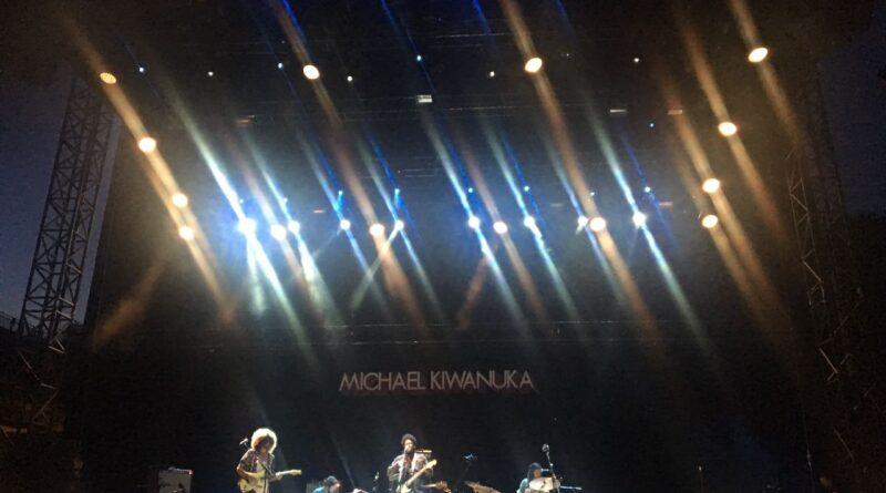 Kiwanuka Live roma 2017