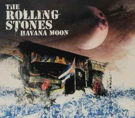 Rolling Stones Havana Moon film