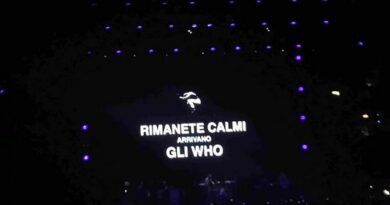 The Who Live Milano