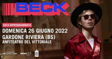 Beck Rinvio al 2022