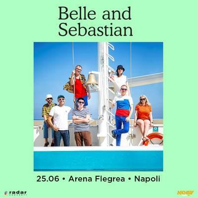 Belle And Sebastian live 2020