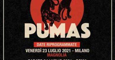 Black Pumas 2021