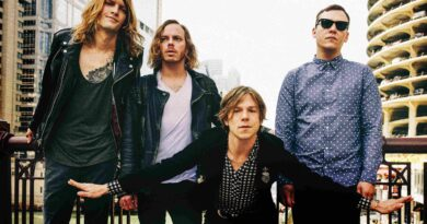 Cage The Elephant Live Milano