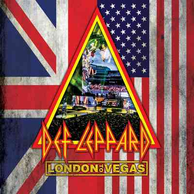 Def Leppard London to Vegas_cover