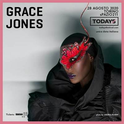 Grace Jones Manifesto data 2020