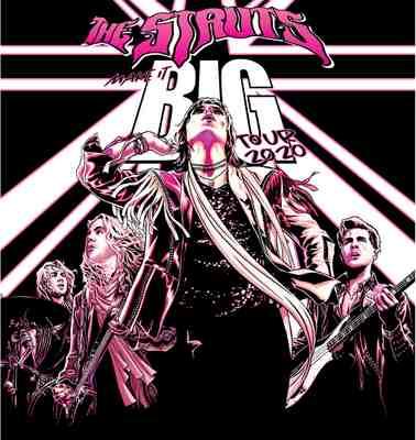 The Struts live 2020