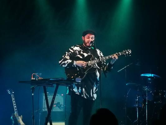 Wongonyou live 13 02 20 Milano