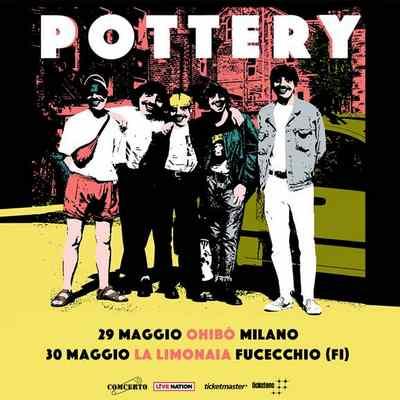 Pottery Live in Italia