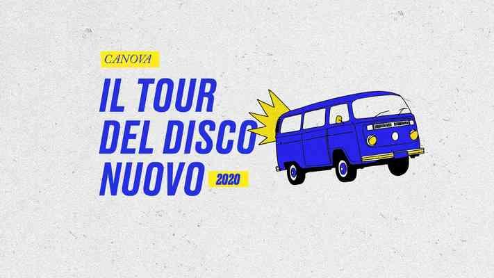 Canova tour 2020