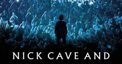Nick Cave tour Europa