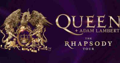 Queen Rhapsody tour nuova data