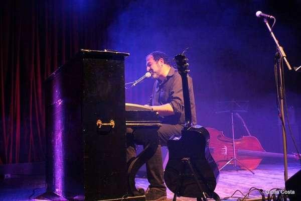 Federico Sirianni Live