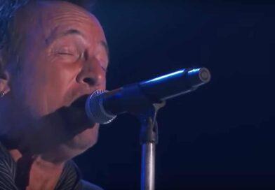 Bruce Springsteen - Live rock in Rio Lisbona 2016