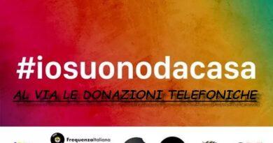 #iosuonodacasa logo 14 Marzo2020