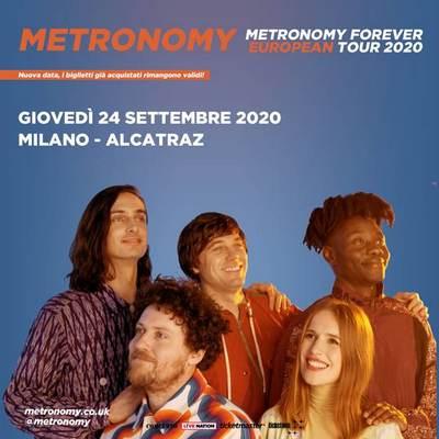 metronomy live 2020 rinvio