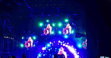 Red Hot Chilli Peppers Live Milano 2017