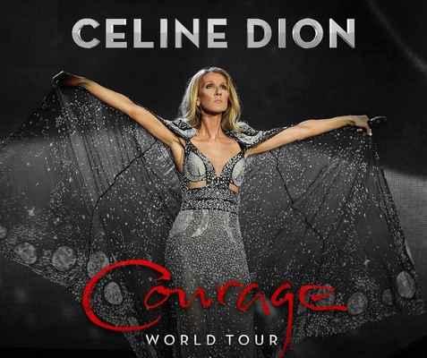 Celin Dion Rinvio Tour