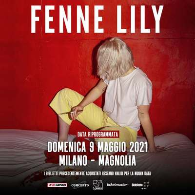 Fenne Lily 2021