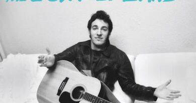 Bruce Springsteen Brendan Bay1981