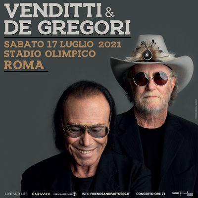 Venditti & De Gregori - Live 2021