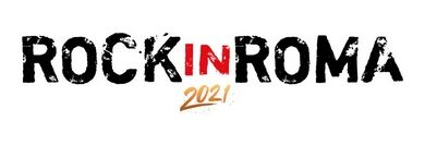 rock in roma 2021 Logo