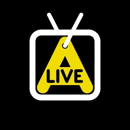 A-LIVE Logo