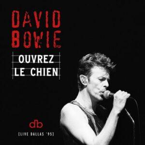 David bowie CD Live Ouvrez